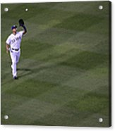 Michael Choice and Derek Norris Acrylic Print