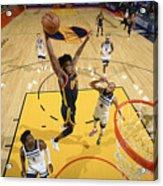 Minnesota Timberwolves v Golden State Warriors Acrylic Print