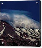 Mt Shasta #2 Acrylic Print