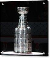 NHL: FEB 24 Islanders at Devils Acrylic Print