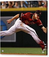 Nick Ahmed Acrylic Print