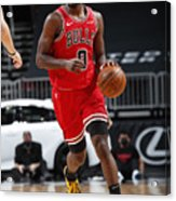 Oklahoma City Thunder v Chicago Bulls Acrylic Print