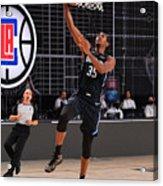 Orlando Magic v Los Angeles Clippers Acrylic Print