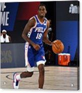 Orlando Magic v Philadelphia 76ers Acrylic Print