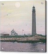 Petit Manan Lighthouse Acrylic Print