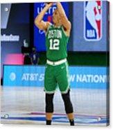 Philadelphia 76ers v Boston Celtics - Game Two Acrylic Print