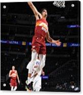 Philadelphia 76ers v Denver Nuggets Acrylic Print