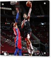 Philadelphia 76ers v Houston Rockets Acrylic Print