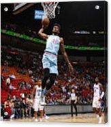 Philadelphia 76ers v Miami Heat Acrylic Print
