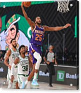 Phoenix Suns v Boston Celtics Acrylic Print