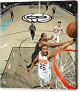 Phoenix Suns v Brooklyn Nets Acrylic Print