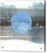 Pilgrimage III Acrylic Print