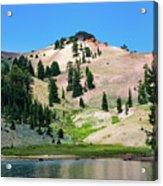 Ridge Lakes #1 Acrylic Print