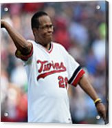 Rod Carew Acrylic Print