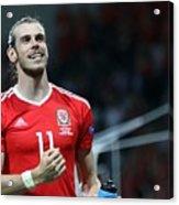 Russia v Wales - EURO 2016 Acrylic Print