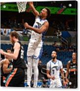 San Antonio Spurs v Orlando Magic Acrylic Print