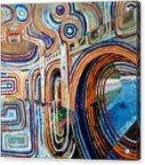 SanGandolfo Acrylic Print