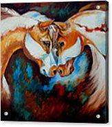 Spirit Eagle 2007 Acrylic Print