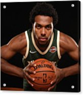 Sterling Brown Acrylic Print