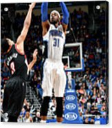 Terrence Ross Acrylic Print