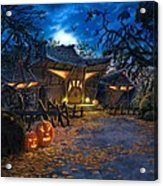 The House At Dead End Acrylic Print
