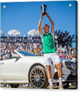 The MercedesCup Acrylic Print