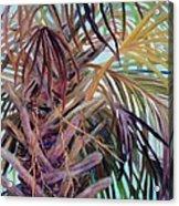 The Palm Acrylic Print