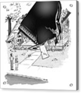 The Piano's In Tune Acrylic Print