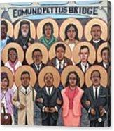 The Saints of Selma Acrylic Print