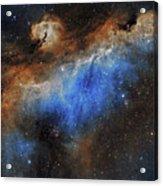 The Seagull Nebula Acrylic Print