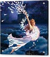 The Stardancer Acrylic Print