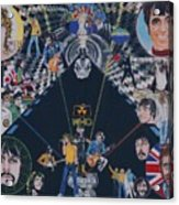 The Who - Quadrophenia Acrylic Print