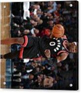 Toronto Raptors v Oklahoma City Thunder Acrylic Print