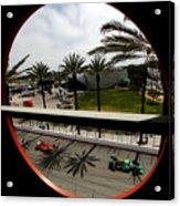 Toyota Grand Prix of Long Beach - Day 3 Acrylic Print