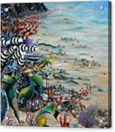 Under  Da Sea Acrylic Print