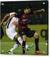 Vitoria v Atletico MG - Brasileirao Series A 2014 Acrylic Print