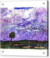 Voices In The Sky Acrylic Print