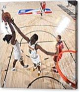 Washington Wizards v Denver Nuggets Acrylic Print