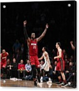 Willie Reed Acrylic Print