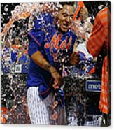 Wilmer Flores Acrylic Print