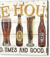 Ye Olde Ale House Acrylic Print