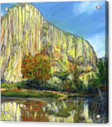 Yosemite National Park. Acrylic Print