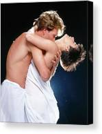 Demi Moore And Patrick Swayze In Ghost 1990 Photograph By Album