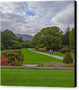 A Irish Garden Canvas Print by Pro Shutterblade