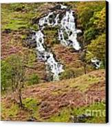 Nant Gwynant Waterfalls IIi Canvas Print by Maciej Markiewicz