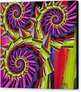 Thorns Canvas Print by Soumya Bouchachi