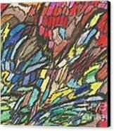0020 Palette Canvas Print by Essel Emve