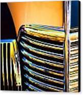 1939 Studebaker Champion Grille Canvas Print