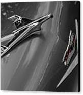 1955 Chevrolet Bel Air Eagle Canvas Print by Ron Pate