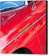 1955 Porsche 356 Speedster Canvas Print by Jill Reger